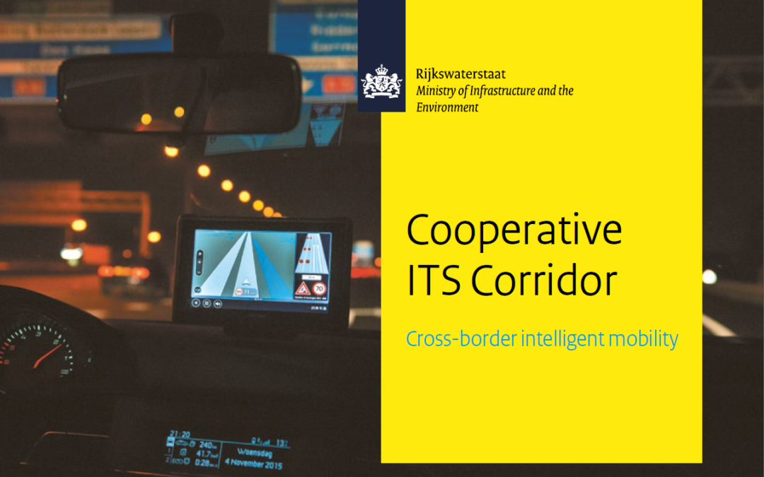 Fact sheet: Netherlands Cooperative ITS Corridor