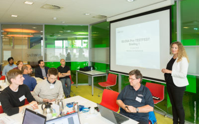 PRE-TESTFEST on GLOSA held in Helmond on 13 & 14 June 2018