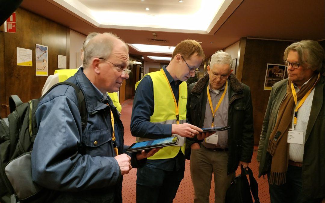 Cross border interoperability TESTFEST in Antwerp – Day 1