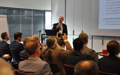 InterCor has been presented at the ITS European Congress