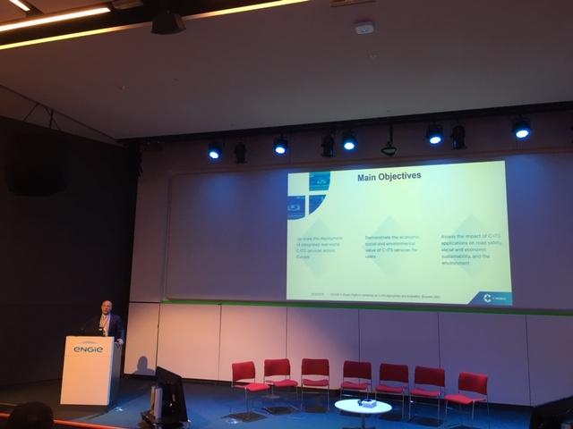 InterCor presented at the EU EIP C-Roads C-ITS Deployment Workshop